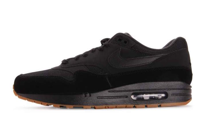the best attitude 06566 a8ce8 Nike Air Max 1 Black Gum AH8145-007 | SneakerFiles