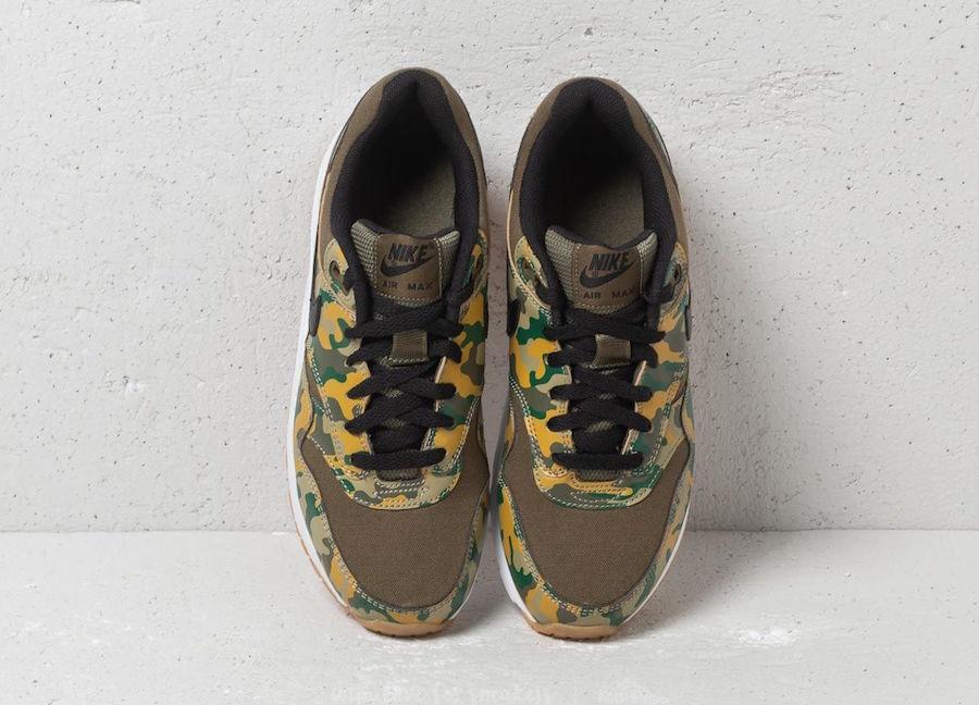 Nike Air Max 1 Camo Print AR1139-200