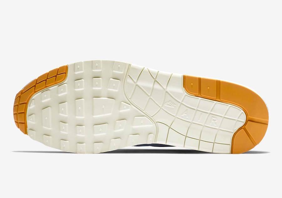 Nike Air Max 1 Premium Work Blue 875844-404