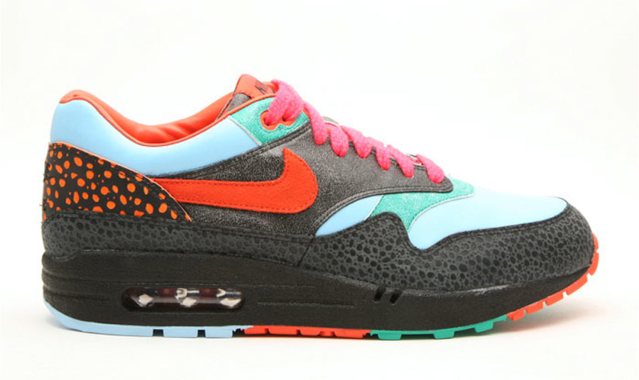 Nike Air Max 1 Supreme Tech Pack 2008