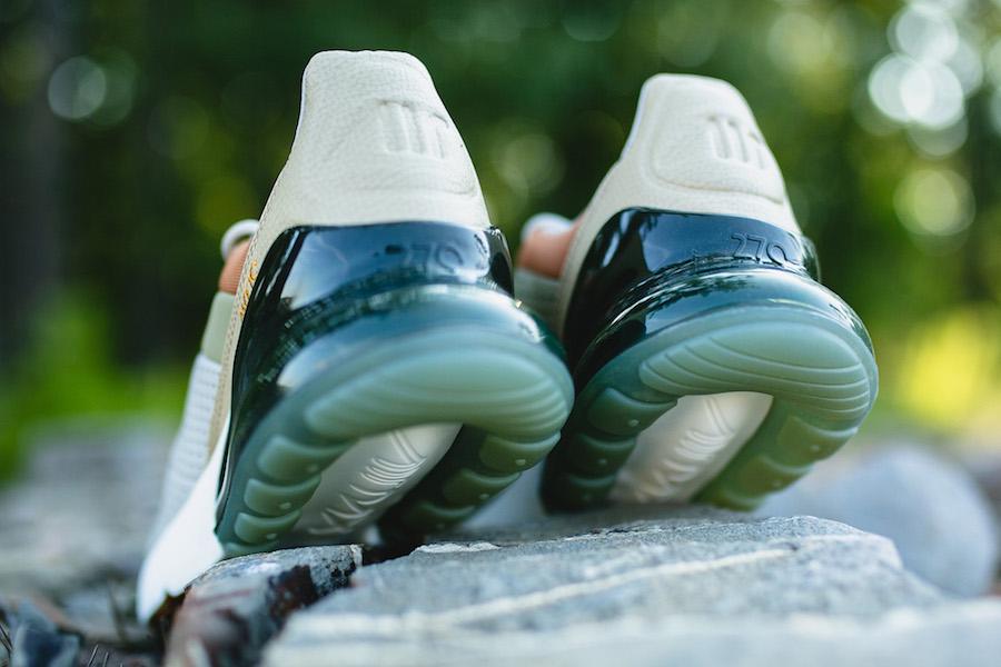 Nike Air Max 270 Premium String Desert Ochre