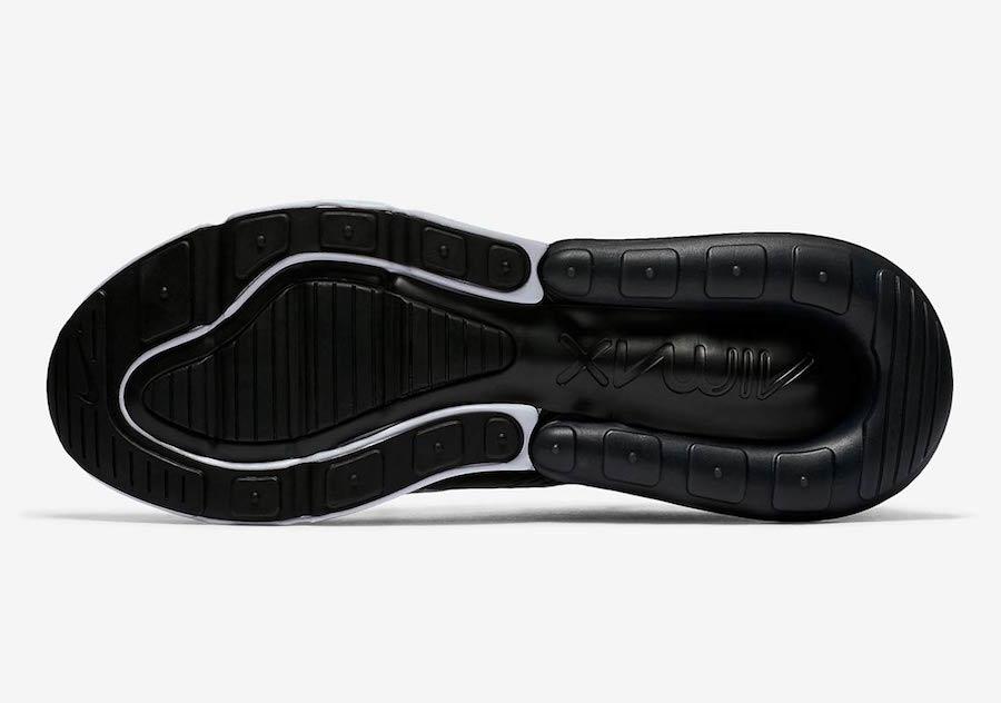 Nike Air Max 270 White Black Gold AV7892-100