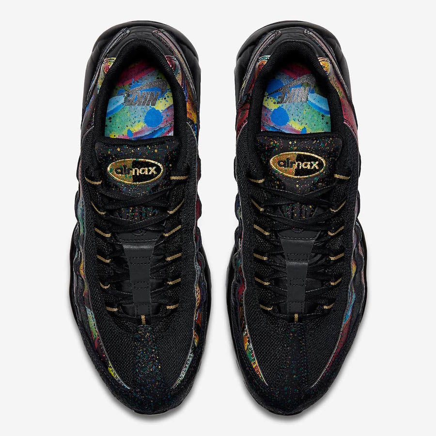 cost charm outlet online new images of Nike Air Force 1 Low Caribana Air Max 95 Pack | SneakerFiles