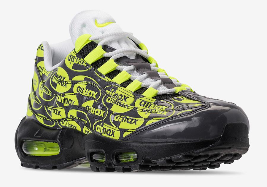Nike Air Max 95 Volt Logo 538416-019