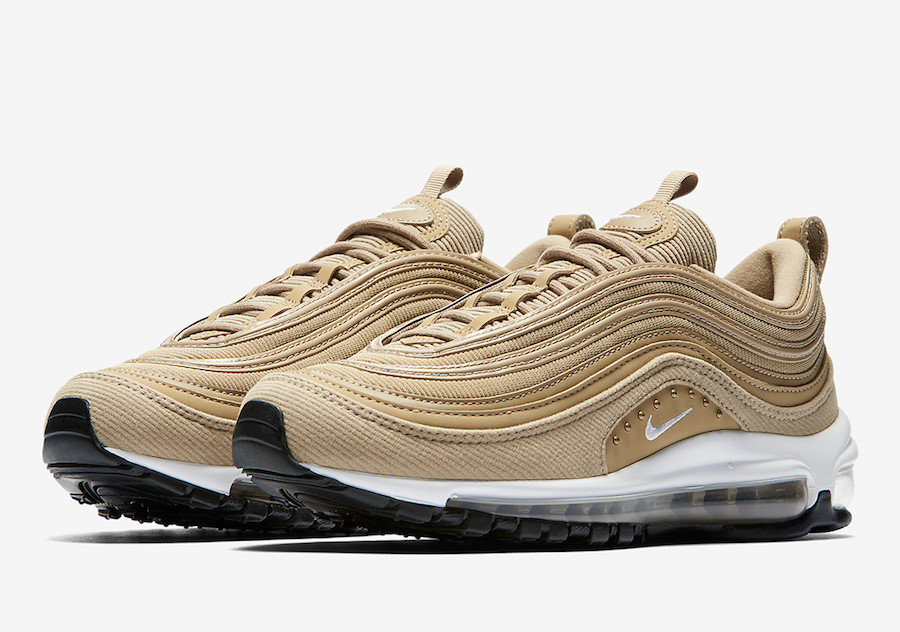 the best attitude 1a6db de079 Nike Air Max 97 Khaki AQ4137-200 Release Date | SneakerFiles