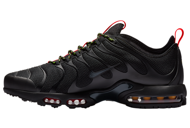 Nike Air Max Plus TN Ultra Black Anthracite Red Volt AR4234-002