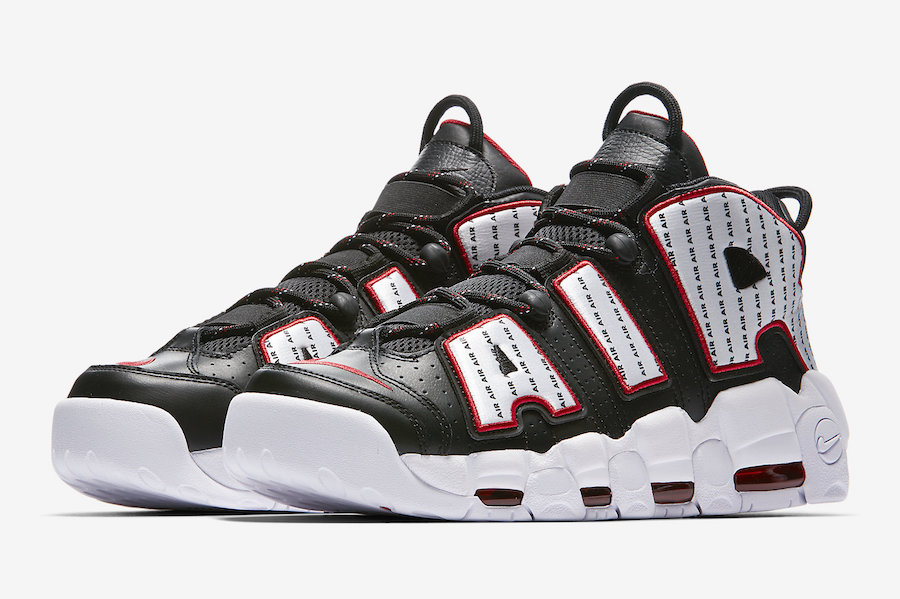 Nike Air More Uptempo Pinstripe AV7947-001