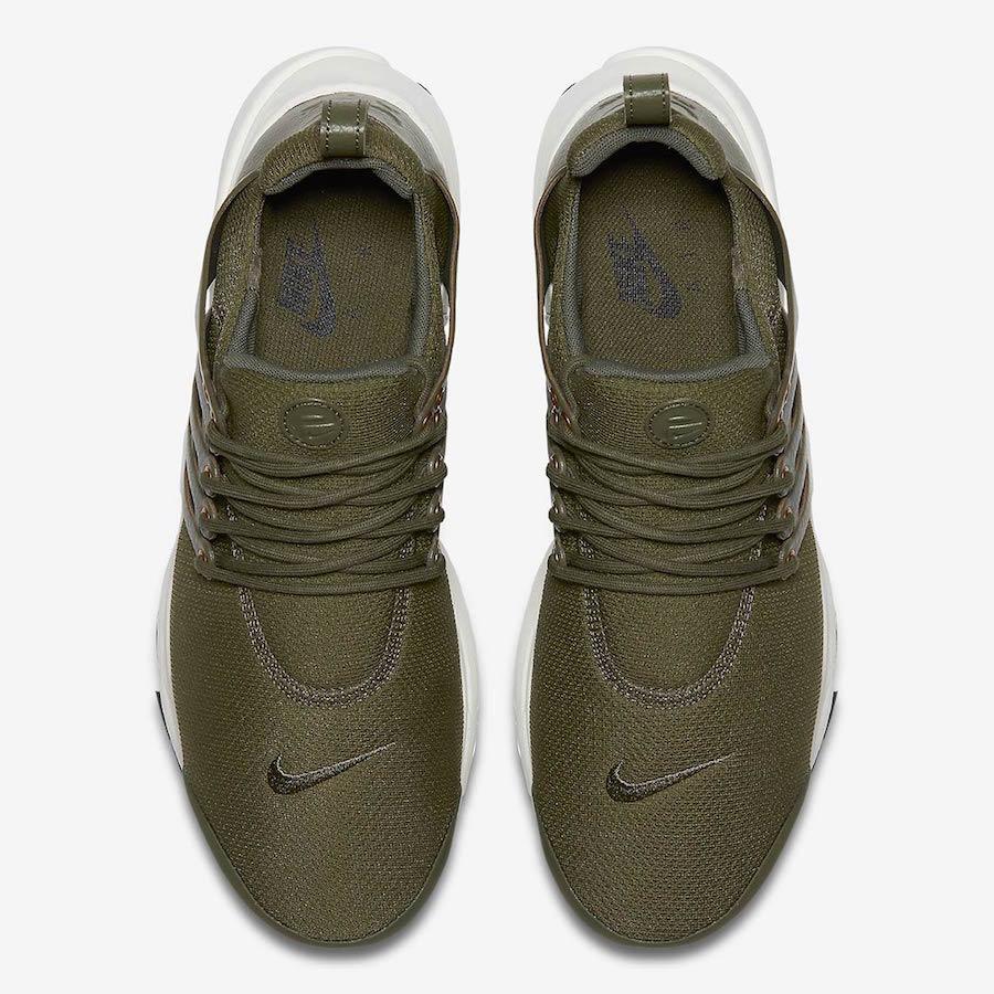 Nike Air Presto Premium Olive 848141-200