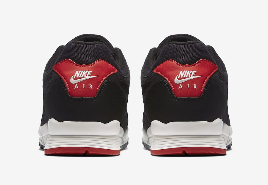 san francisco cfd2c 04cdd Nike Air Span II Bred AQ3120-002