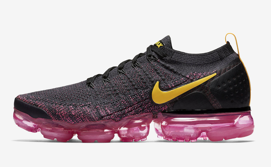 Nike Air VaporMax Flyknit 2 Pink Blast 942842-008
