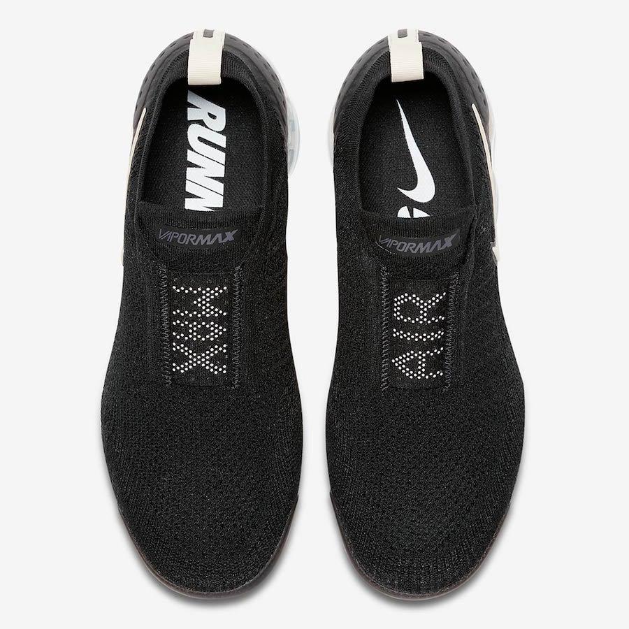 Nike Air VaporMax Moc 2 Black Light Cream AH7006-002