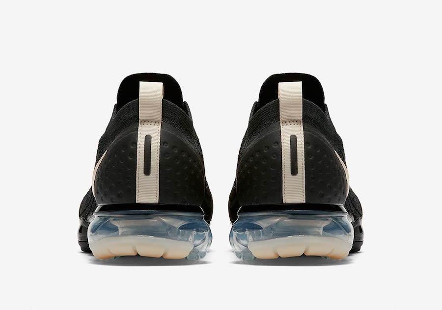 1bf2cfdea2b6a Nike Air VaporMax Moc 2 Black Light Cream AH7006-002