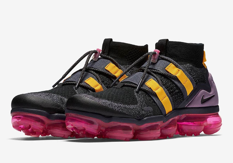 96c4e6f709 Nike Air VaporMax Utility Pink Blast AH6834-006 Release Date ...