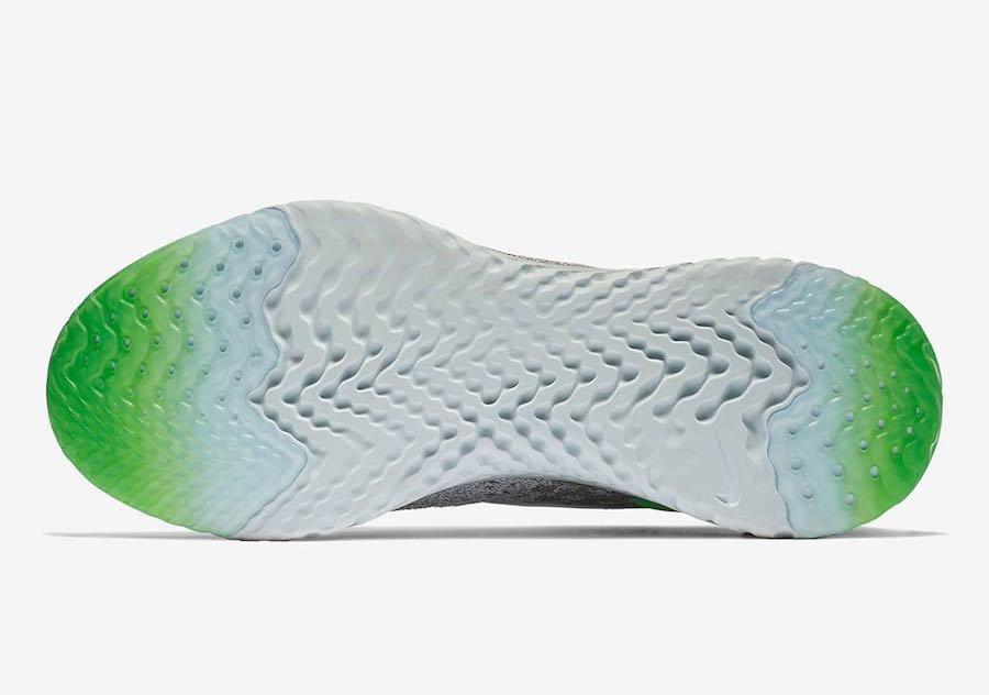 Nike Epic React Flyknit Sprite AQ0067-008