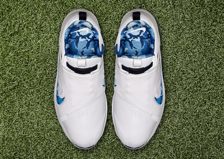 Nike Golf Tour Premiere PE Blue Camouflage