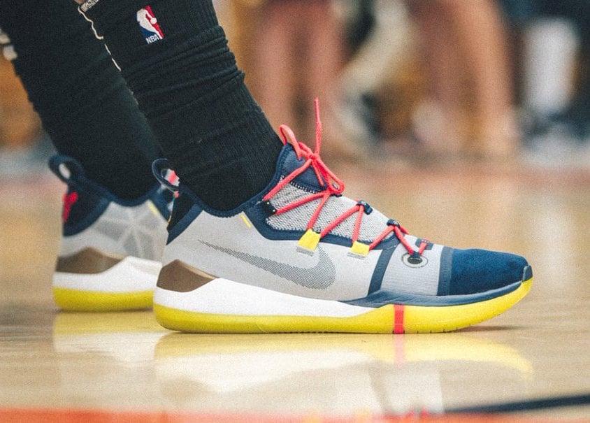 5dfaafe01 Nike Kobe AD 2018 Kobe Day Release Date | SneakerFiles