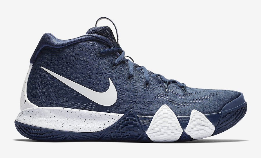 Nike Kyrie 4 College Navy 943806-402