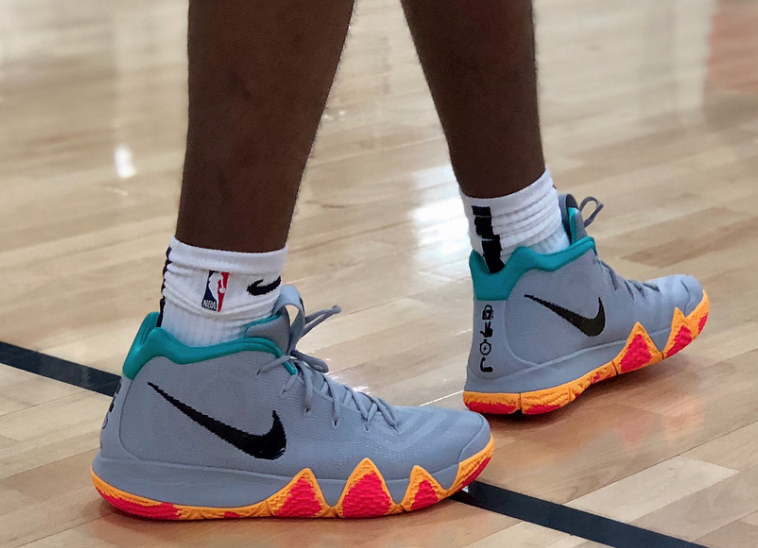 Nike Kyrie 4 The Academy Release Date