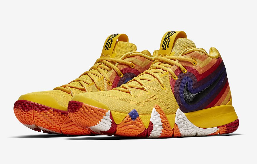 d02a59aad20f Nike Kyrie 4 Uncle Drew 943807-700 Release Date