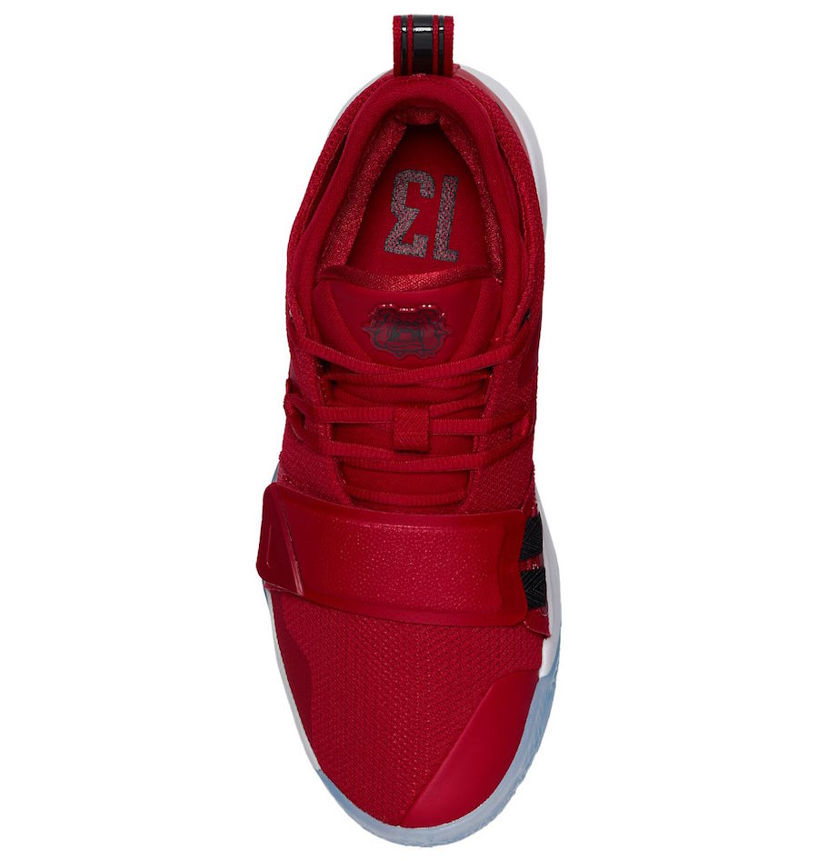 Nike PG 2.5 Fresno Gym Red BQ8452-600