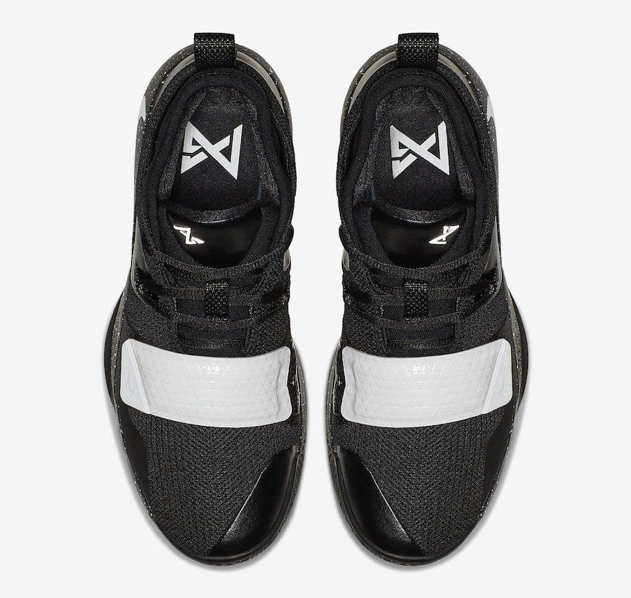 Nike PG 2.5 Black White BQ8454-001