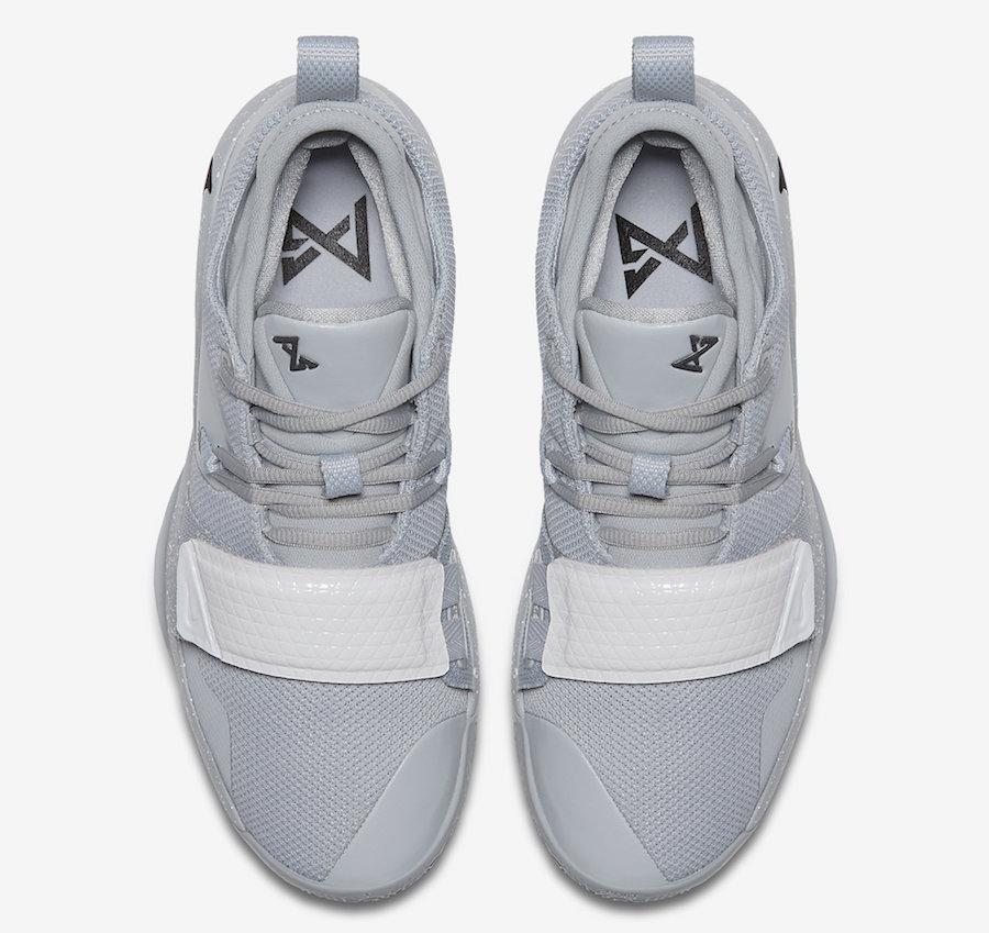 Nike PG 2.5 Grey Black BQ8454-002