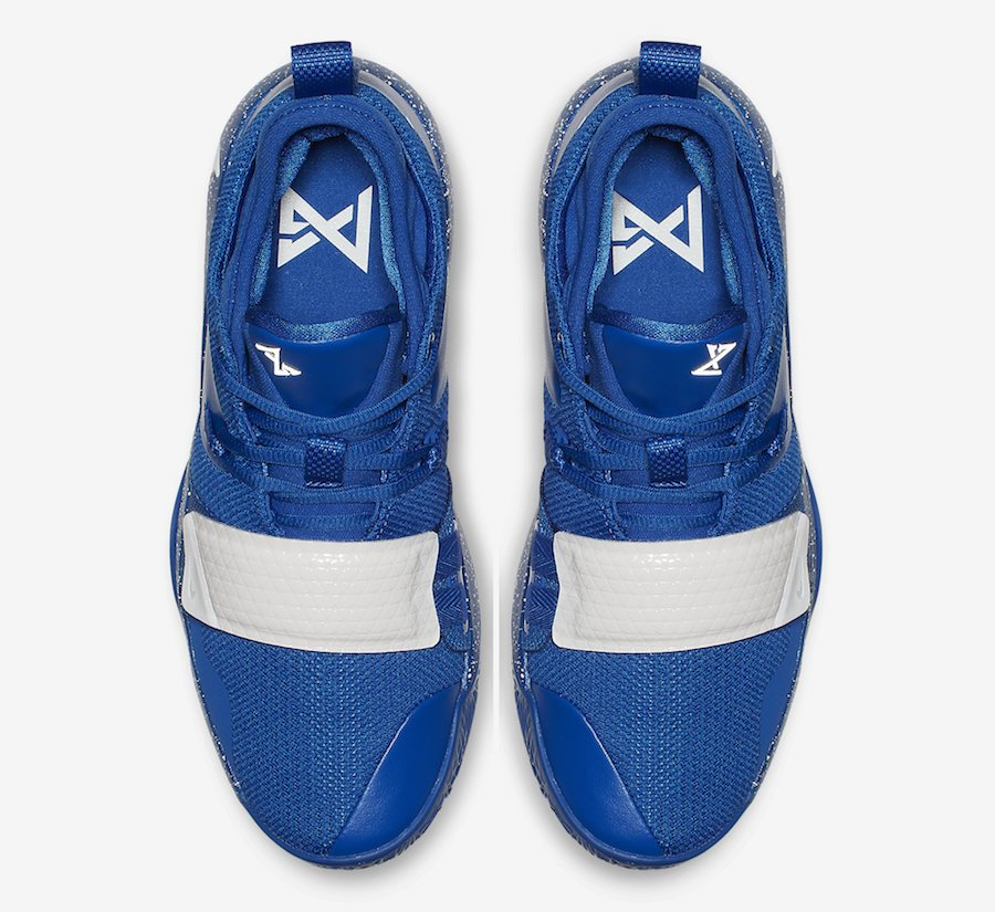 Nike PG 2.5 Royal Blue White BQ8454-400