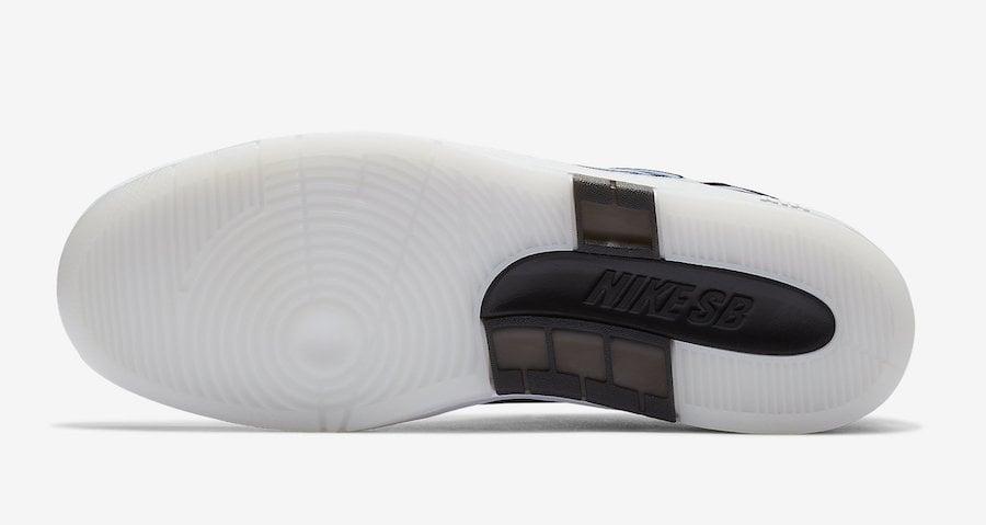 Nike SB Air Force 2 Low Foamposite AV3800-440