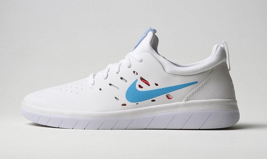 Nike SB Nyjah Free Light Blue Fury AA4272-101