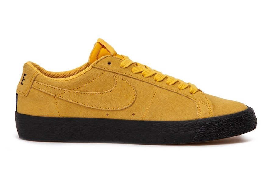 Nike SB Zoom Blazer Low Yellow Ochre 864347-701