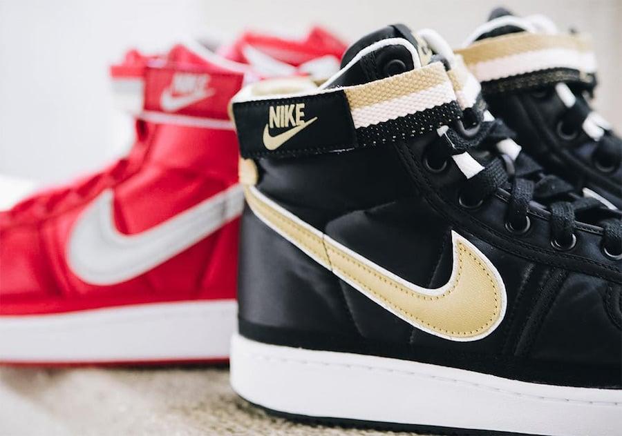 Nike Vandal High Supreme Metallic Pack Release Date