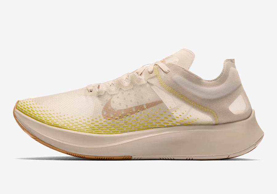 Nike Zoom Fly Fast Light Orewood Brown Bright Cactus AT5242-174