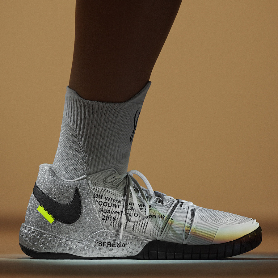 Off-White Virgil Abloh Serena Williams The Queen Collection