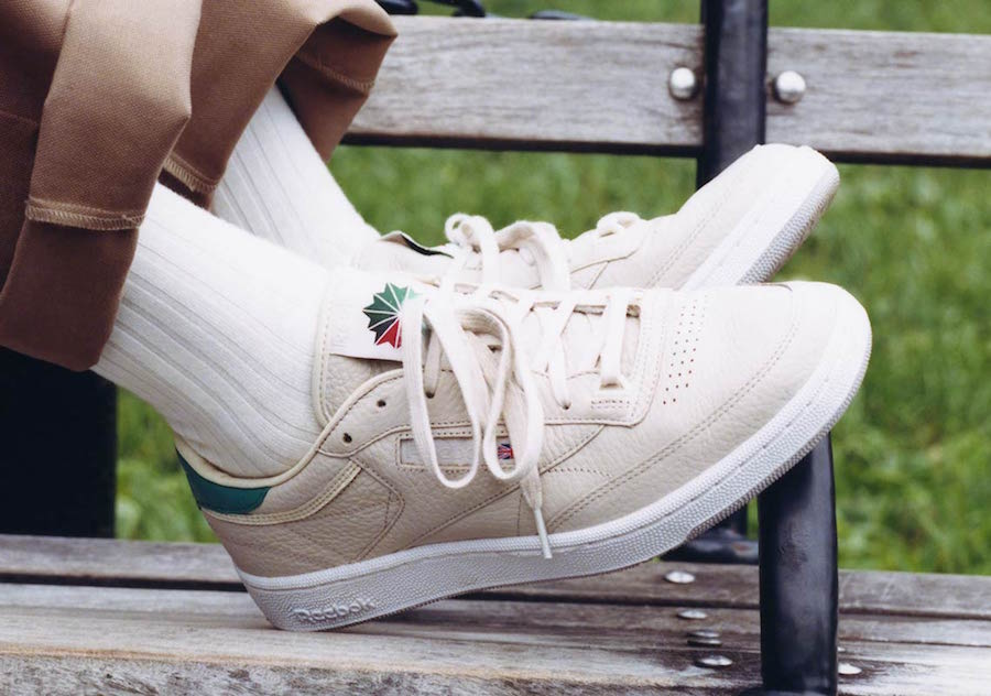 Packer Shoes Reebok Club C Marcial