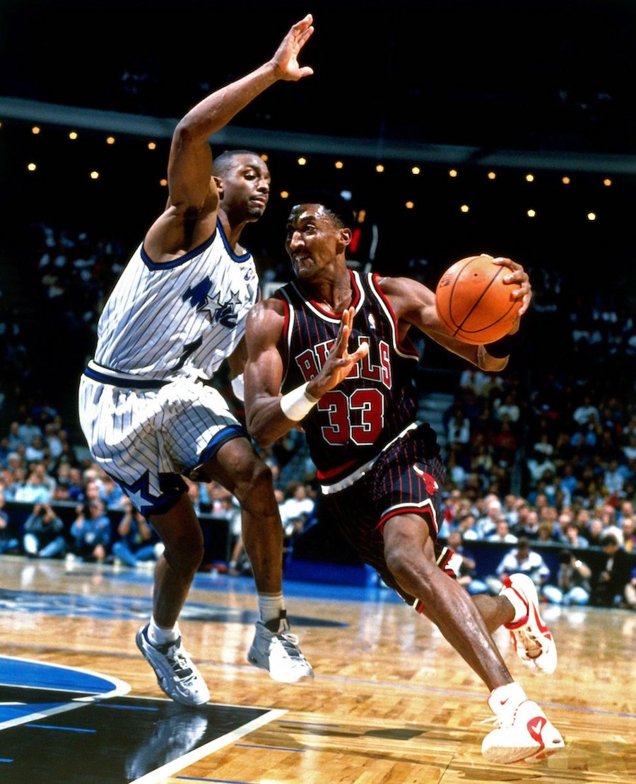 Penny Hardaway и Scottie Pippen