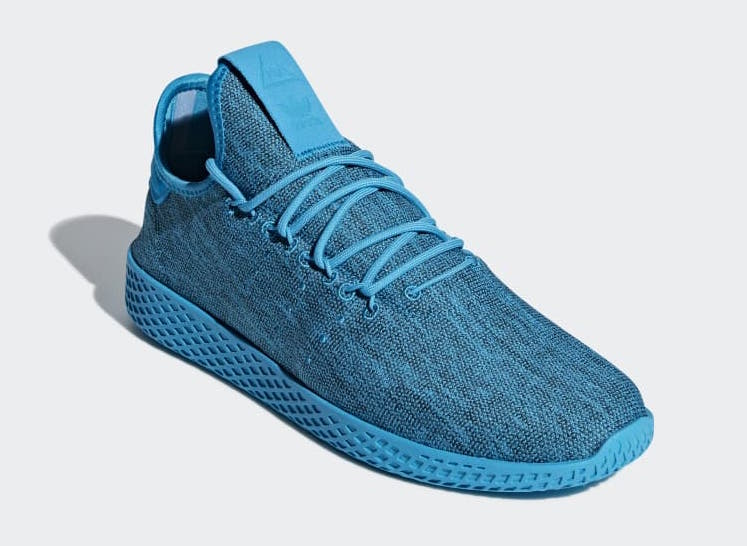 Pharrell adidas Tennis Hu Blue DB2861