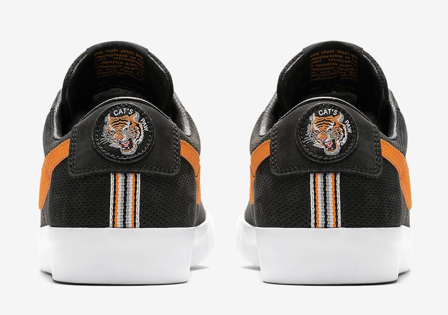 Portland Cats Paw Saloon Nike SB Blazer AV3028-001