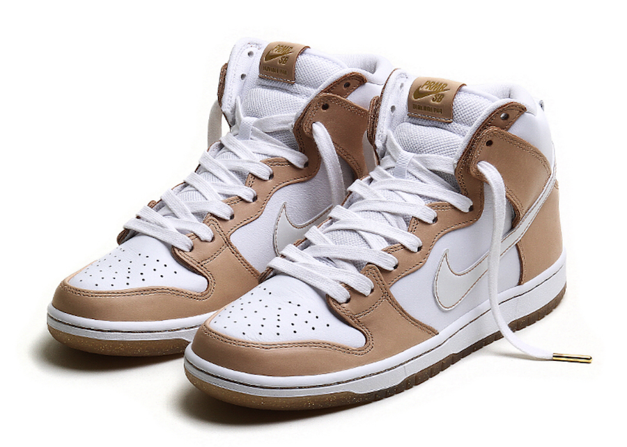 newest collection aabb0 6c112 Premier Nike SB Dunk High TRD Release Date | SneakerFiles