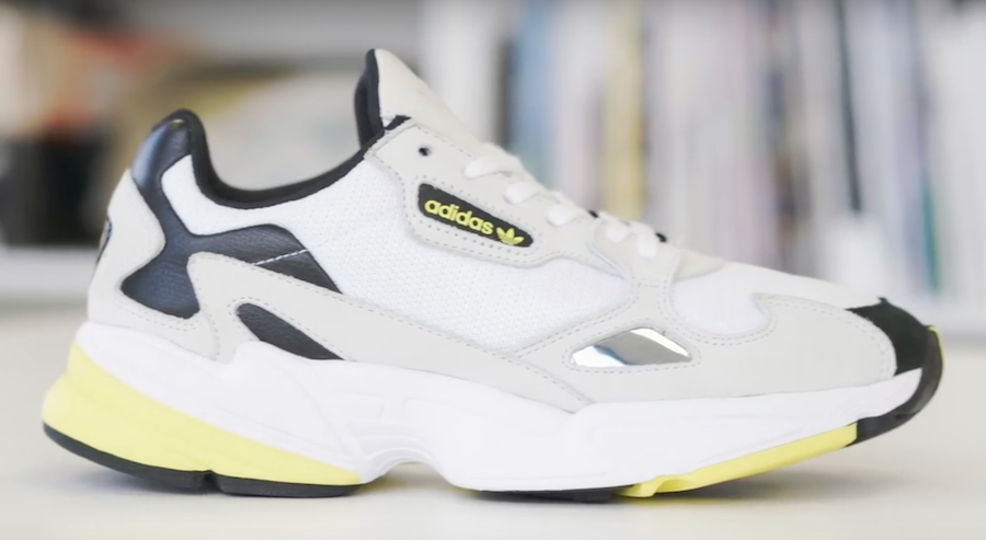 size? adidas Falcon Acid House Pack