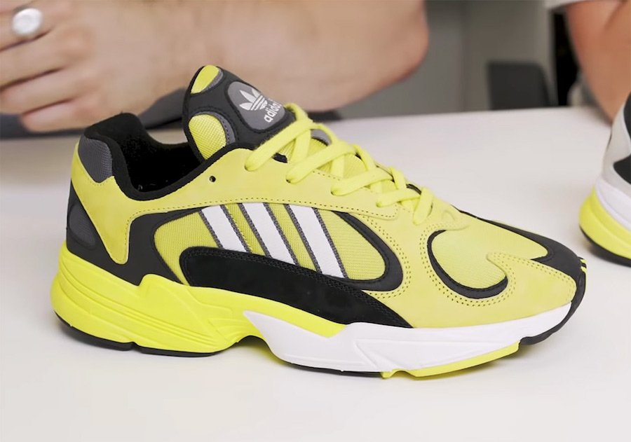 size? adidas Yung-1 Acid House Pack