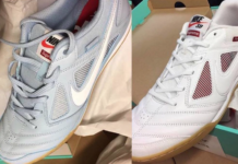 Supreme Nike5 SB Lunar Gato Indoor