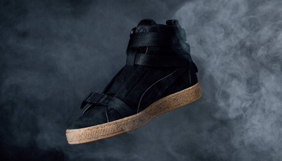 The Weeknd Puma Suede 50 Release Date