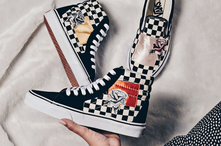 Vans Satin Patchwork Pack