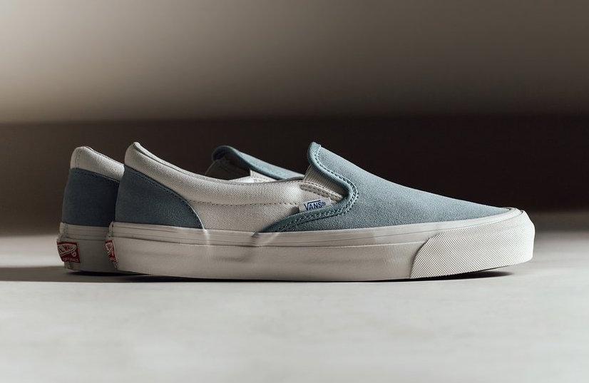 Vans Slip-On Slate Blue