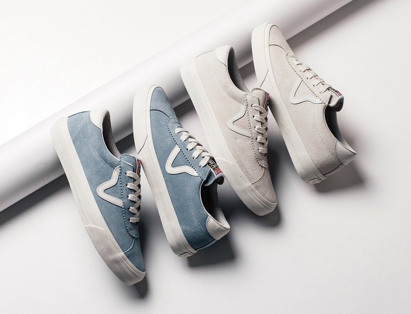 Vans Vault Epoch Sport LX Collection
