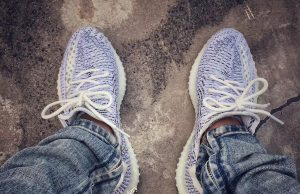 Yeezy Boost 350 V2 Static On Feet