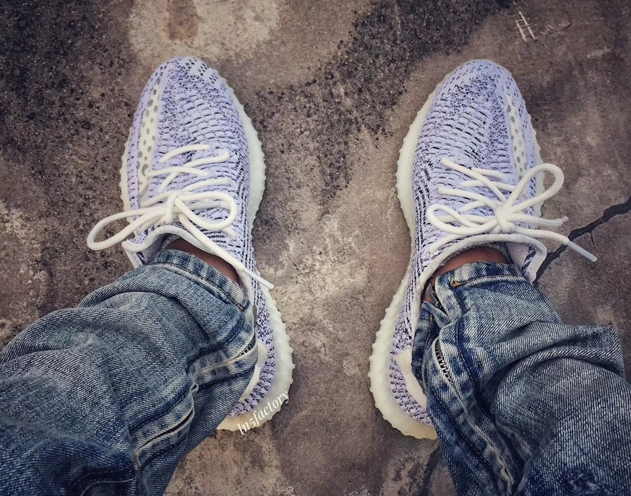 0fe57a0e7 adidas Yeezy Boost 350 V2 Static EF2905 Release Date