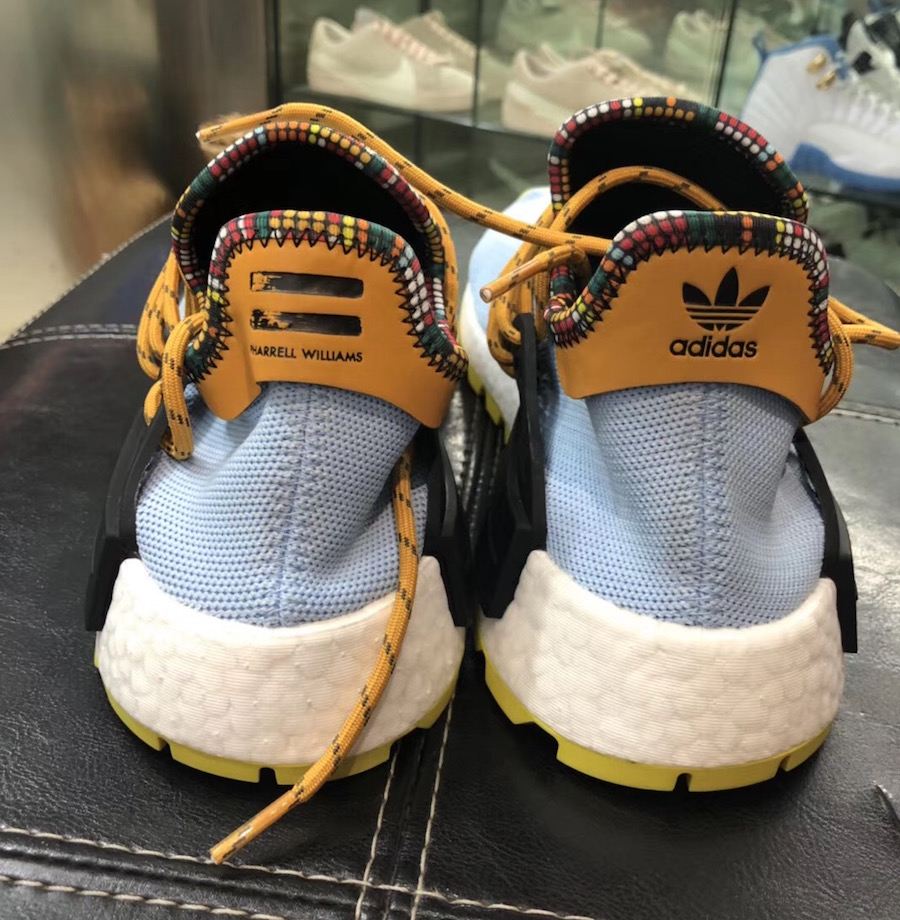 adidas NMD Hu Inspiration Pack Clear Sky EE7581