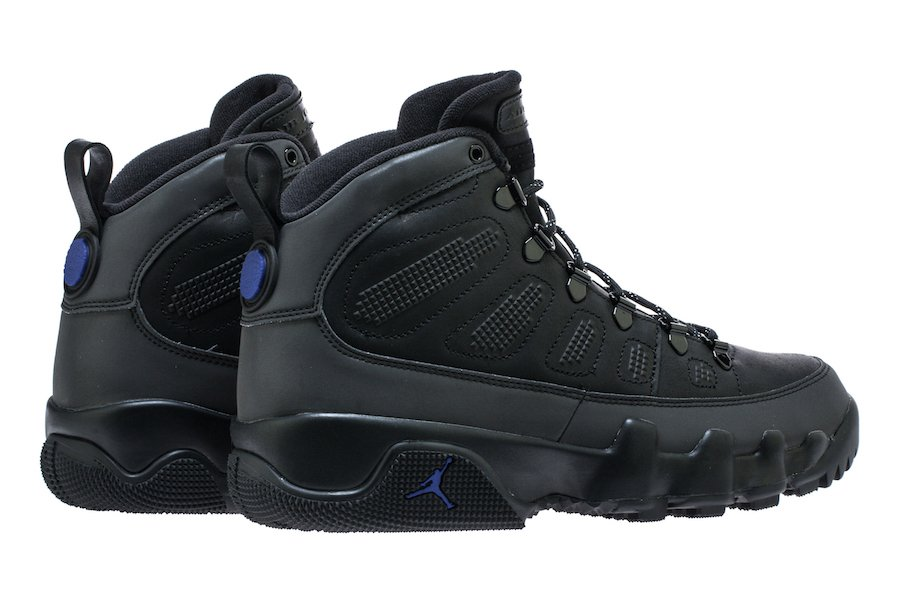 Air Jordan 9 Boot Black Concord AR4491-001