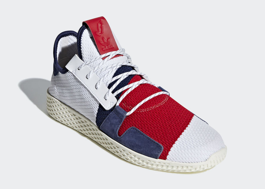 uk availability d2b71 25556 BBC adidas Tennis Hu V2 BB9549 Release Date | SneakerFiles